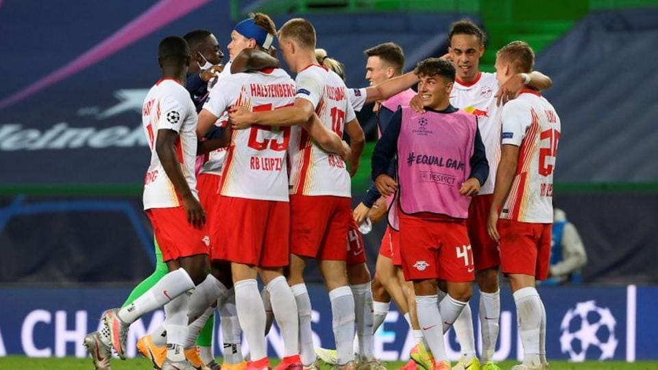 Late twist gives RB Leipzig wings