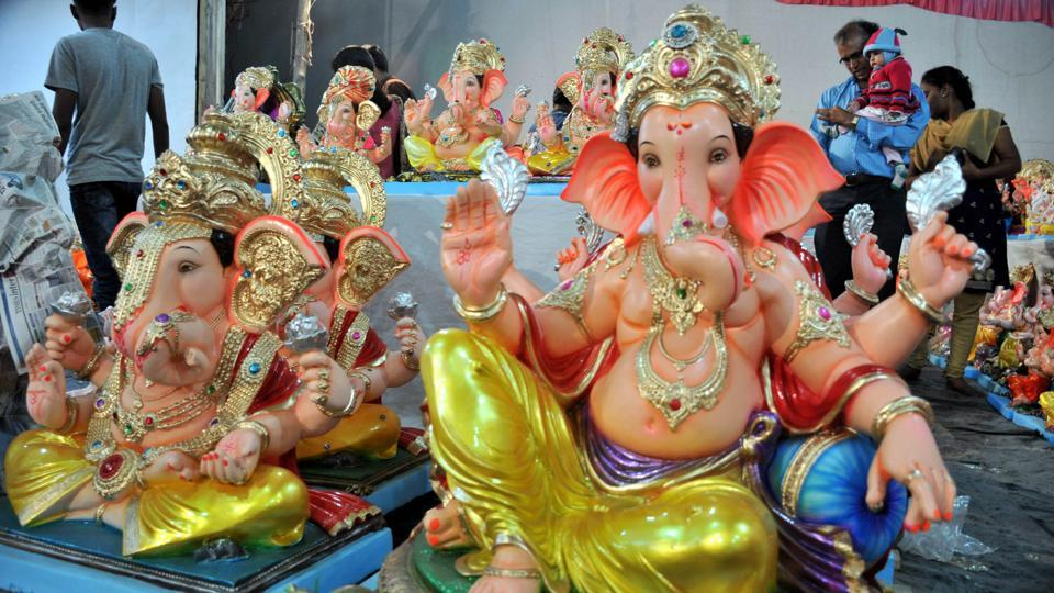 Pune is famous for its Ganesh festival and a big immersion procession in the state.