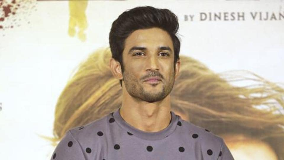 In this April 17, 2017 file photo, Bollywood actor Sushant Singh Rajput poses during the trailer launch of his film 'Raabta' in Mumbai, India.