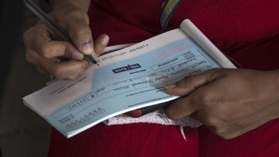 Cheque will become more secure after the implementation of the new RBIsystem.
