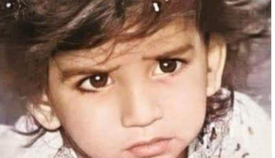 Sushant Singh Rajput looks cute in this childhood pic shared by his sister.