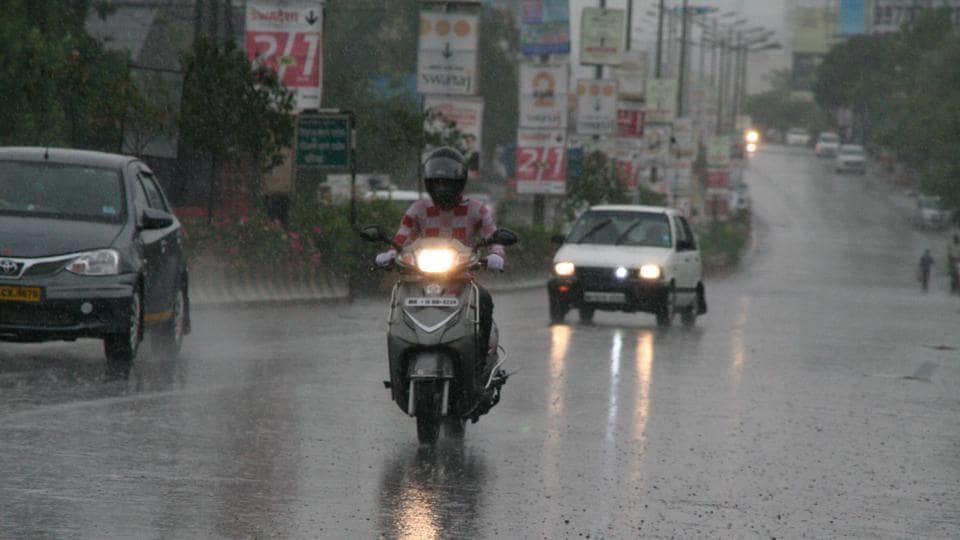 The data of Pashan rainfall on August 15 was not available.