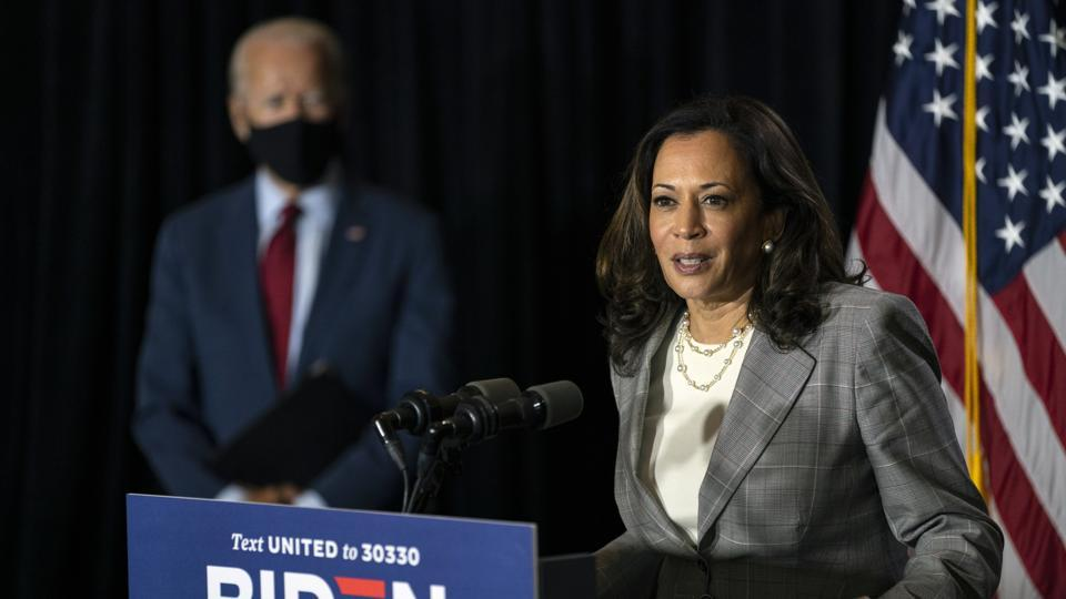 White House's Meadows says he accepts Kamala Harris eligible for VP