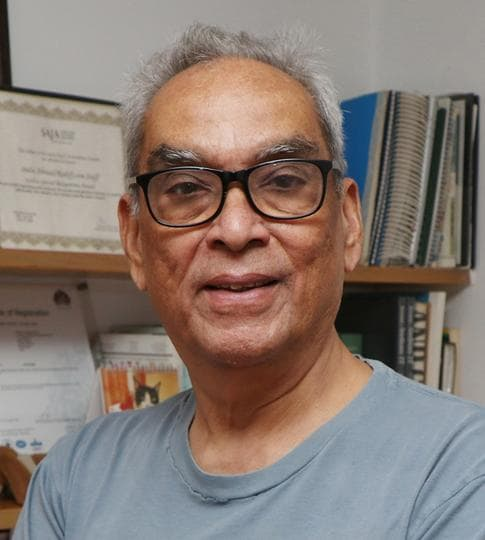 Given his unique experience in advertising and computer hardware manufacturing, Ajit Balakrishnan, founder of rediff.com, says he could see a wonderful world was about to dawn.