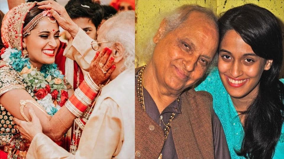 Shweta Pandit shared a heartfelt note in the memory of grandfather and classical vocalist Pandit Jasraj.