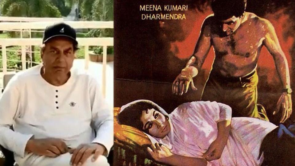 Phool Aur Patthar starred Dharmendra and Meena Kumari in lead roles.