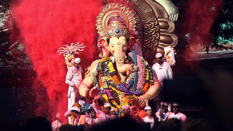 Lord Ganesha is considered to be a symbol of wisdom, writing, travel, commerce and good fortune.