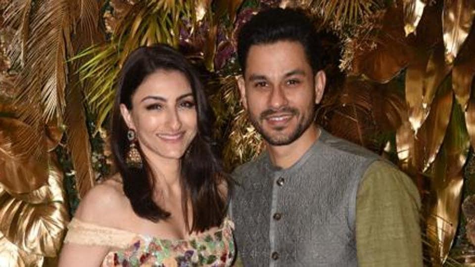 Actor Kunal Kemmu is married to actor Soha Ali Khan.