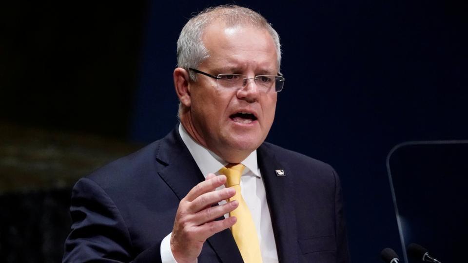 Australia to manufacture coronavirus vaccine, will give free doses to citizens, says PM Scott Morri... - Hindustan Times
