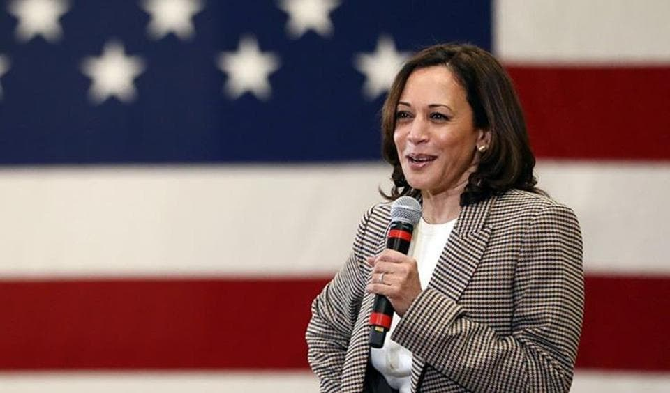 What makes Kamala's personal style such a compelling study is the fact that it's rooted in practicality, comfort and youthfulness