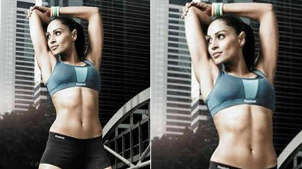 We might all struggle to keep ourselves motivated during the pandemic to workout and stay in shape, but this is definitely not a problem for Bipasha Basu.