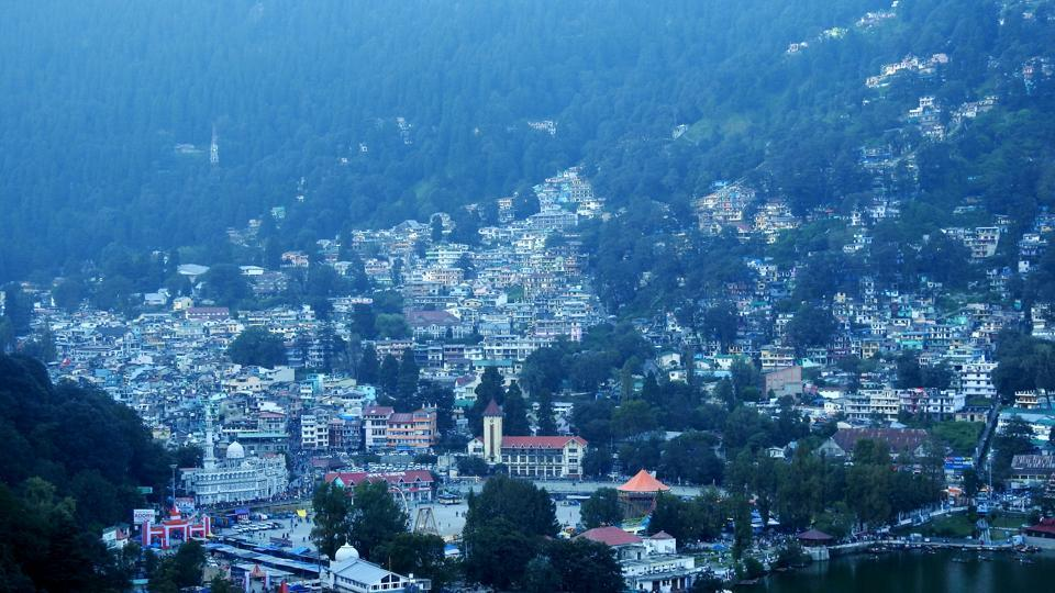 Nainital city, which has severe shortage of open land as most of the hill station has come up around Nainital lake, flanked by mountains on three sides.
