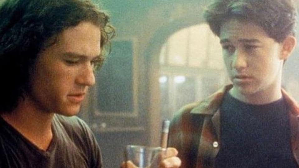Joseph Gordon-Levitt and Heath Ledger broke out after 10 Things I Hate About You.