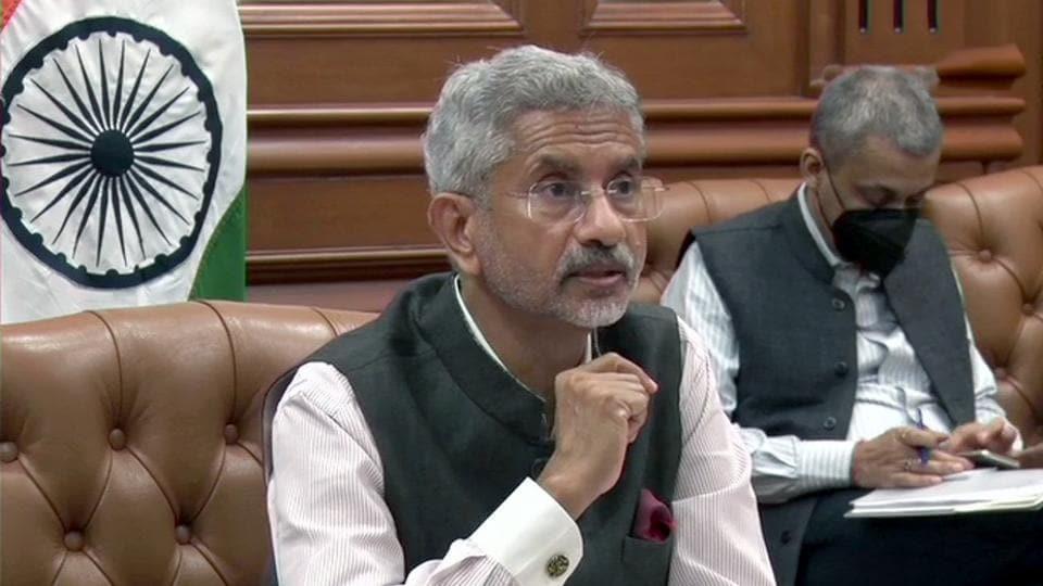 External Affairs Minister Dr S Jaishankar.