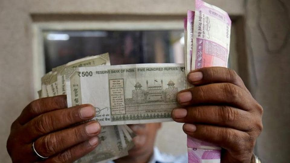 At the interbank forex market, Rupee  settled for the day at 75.02 against the US dollar, down 20 paise over its previous close of 74.82.