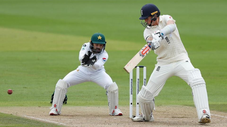 England Vs Pakistan Highlights 3rd Test Day 1 Crawley Ton Buttler Fifty Drive England Cricket Hindustan Times