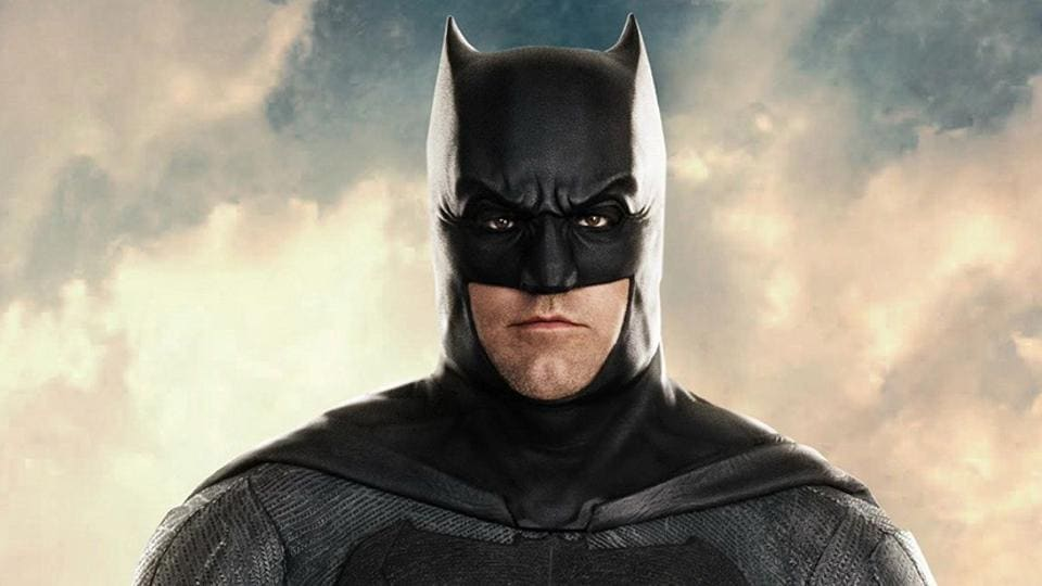 Batman, as played by Ben Affleck.