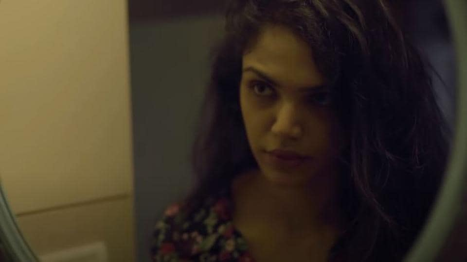 The Gone Game review: Shriya Pilgaonkar in a still from the new Voot show.