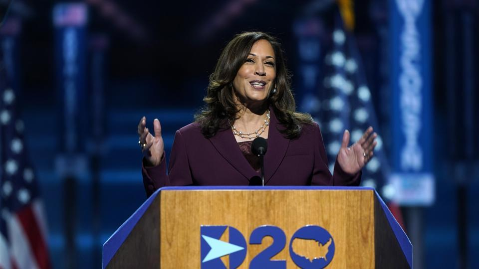Us Election 2020 My Chittis Kamala Harris Puts Spotlight On Tamil Roots Us Elections 2020 Hindustan Times