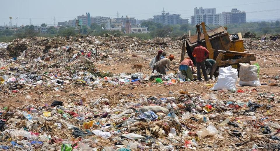 Panchkula still has a long way to go when it comes to solid waste management, as city's daily garbage collection is dumped in a ground in Sector 23 in the absence of a waste management plant.