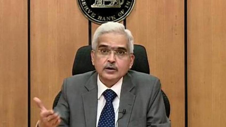 RBI governor Shaktikanta Das suggested giving it time for past interest rate cuts take effect.