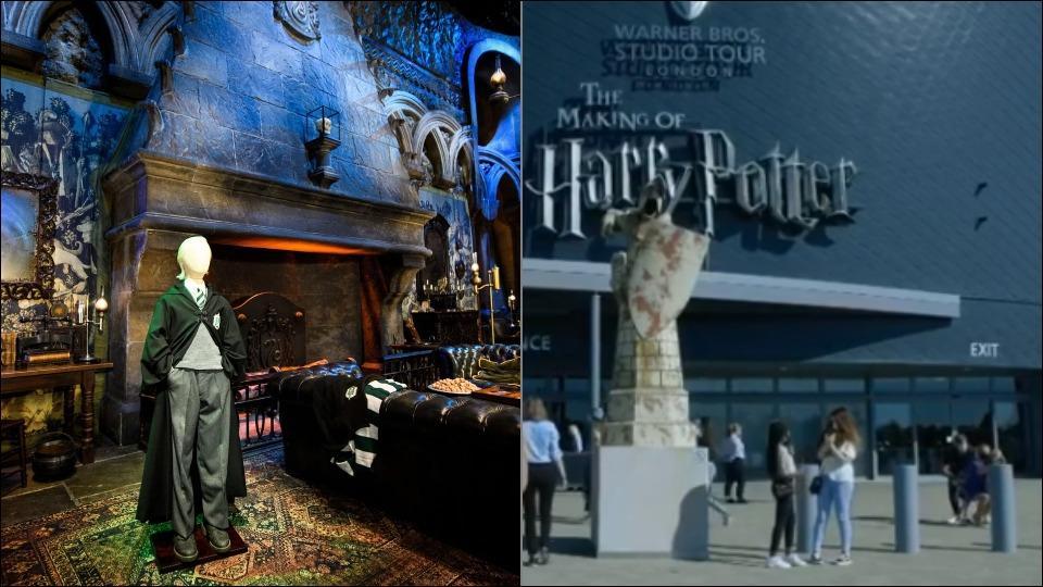 Warner Bros Studio in London reopens Harry Potter sets for tour