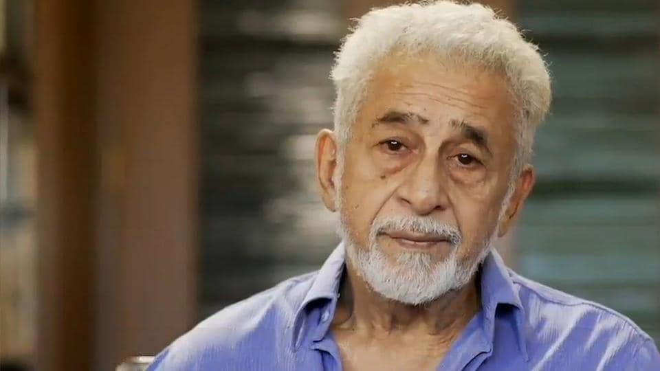 Naseeruddin Shah talks about getting back to work.