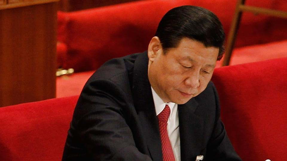 Rumblings within China over President Xi