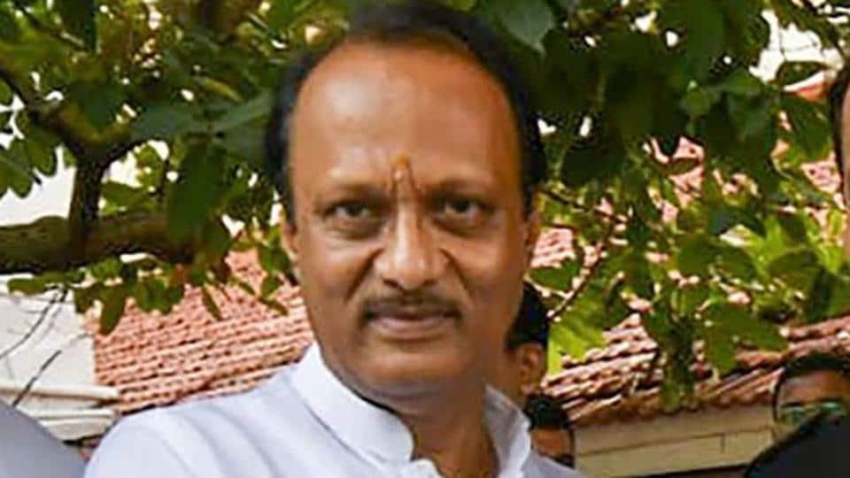 Ajit Pawar.