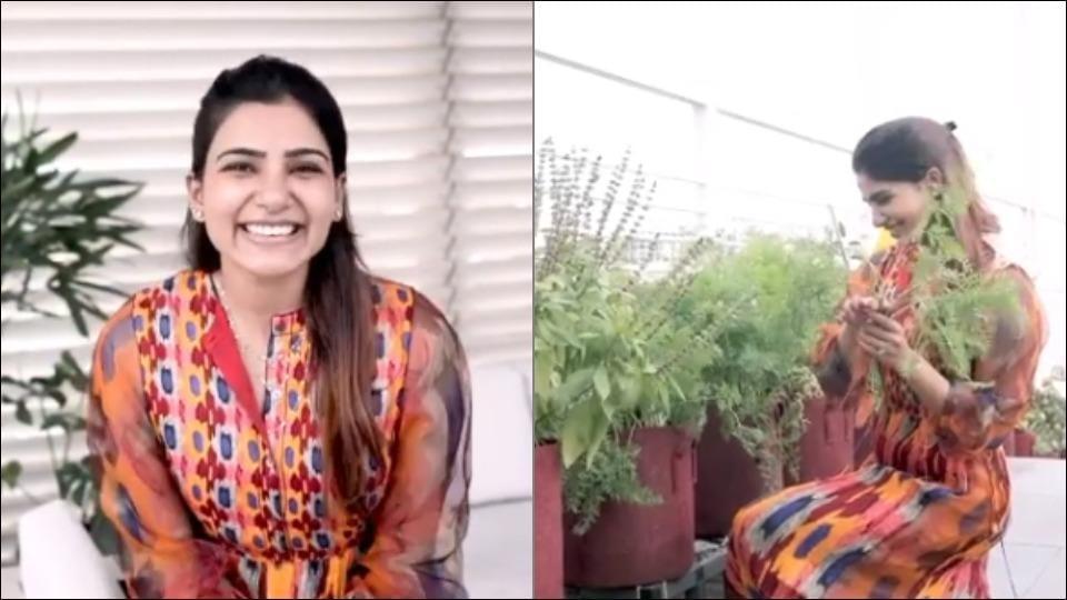 Samantha Akkineni's stylish Ikat kurta is fashionistas' latest favourite