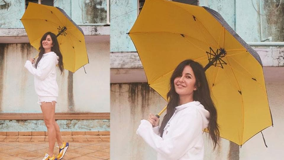Katrina Kaif has shared a fresh picture of herself on Instagram.