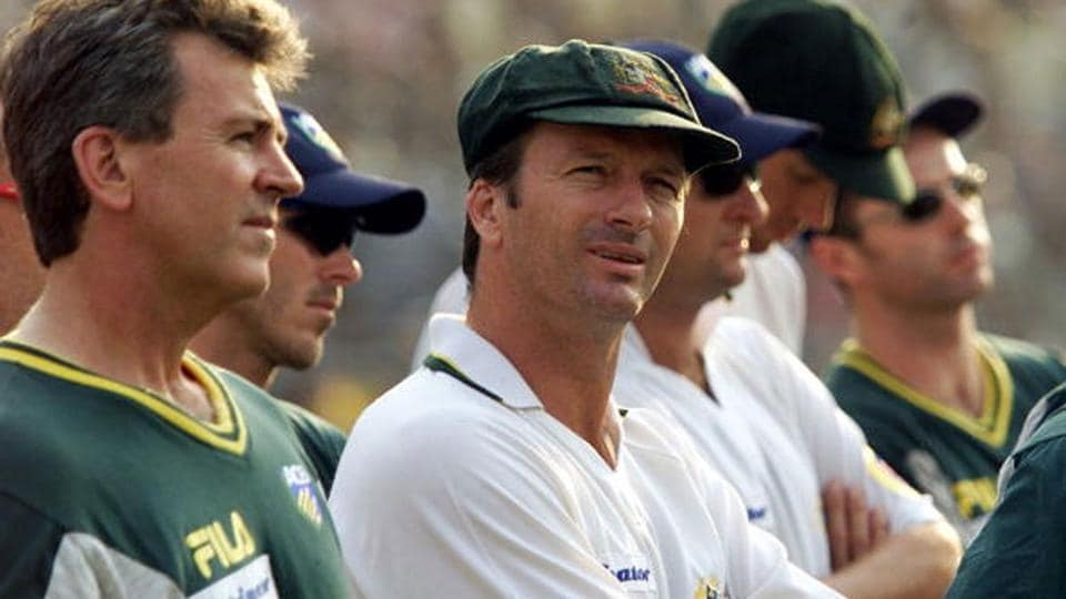 Steve Waugh's Australia's winning streak of 16 matches came to an end in India.