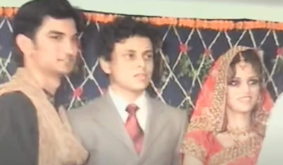 Sushant Singh Rajput's brother-in-law Vishal shares unseen videos of actor at sister Shweta Singh Kirti's wedding. Watch – bollywood