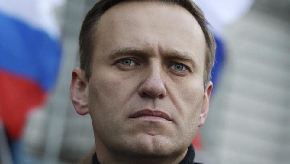 Tests indicate Putin critic Alexei Navalny was poisoned, German doctors says - Hindustan Times