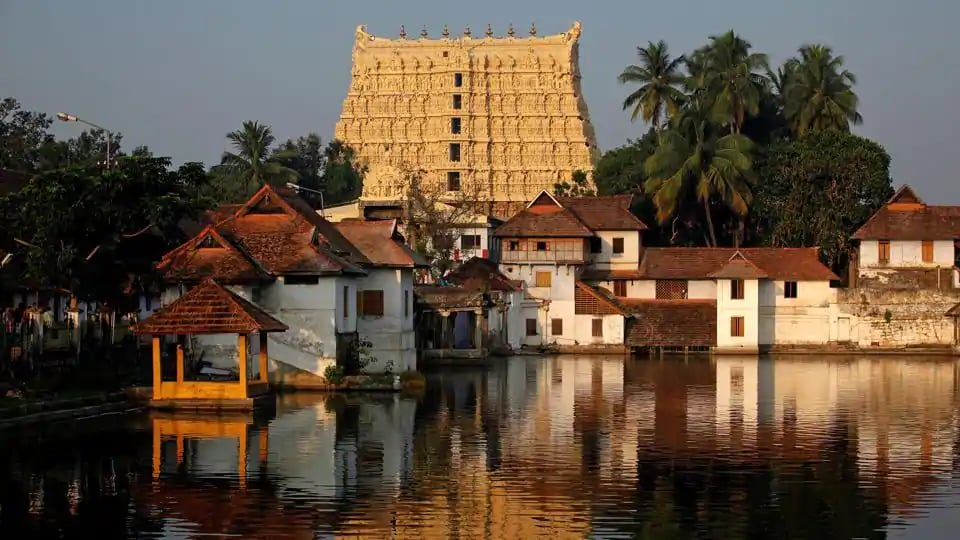 Sree Padmanabhaswamy temple opened today for devotees. It was closed on March 21 due to Covid-19 lockdown.