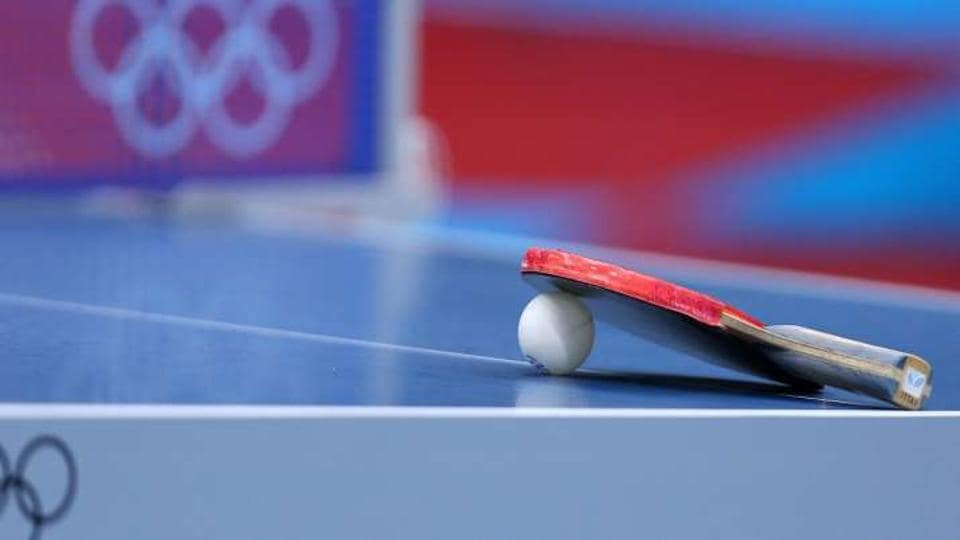 File image of Table Tennis.