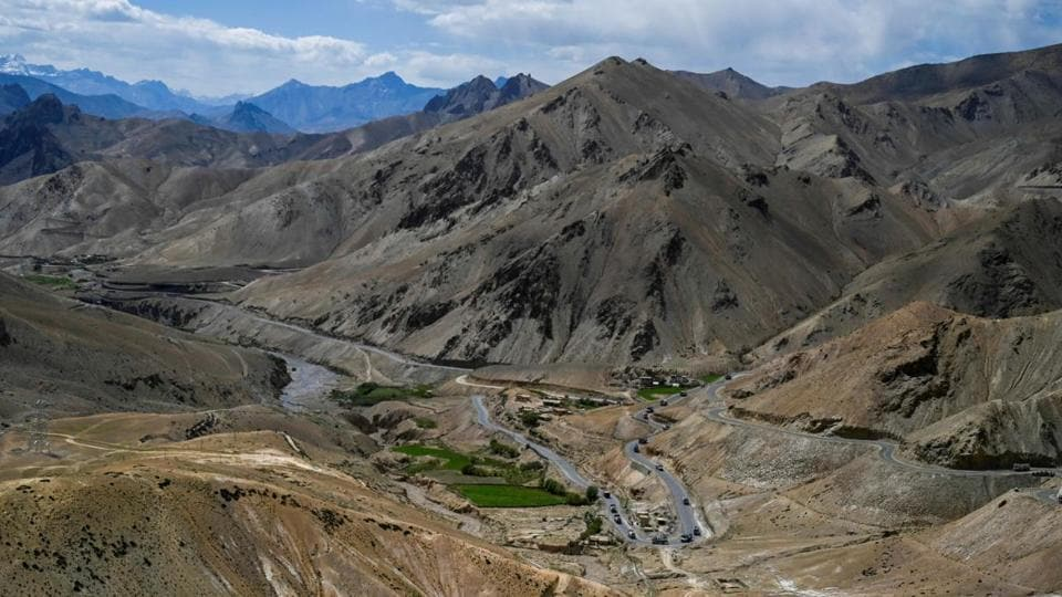 """The """"big picture"""" advice to India in China's diplomatic narrative seems to suggest that the tension at the border should not impact the remaining components -- like economic cooperation -- in the relations between the two countries.  (HT Photo)"""