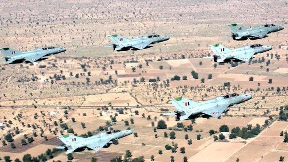The government expects Bipin Rawat to bring about jointness among the three services by 2022. One of the key objectives behind jointness, or jointmanship, is the setting up of theatre commands for the best use of military resources to fight future battles. (Representational photo@IAF_MCC)