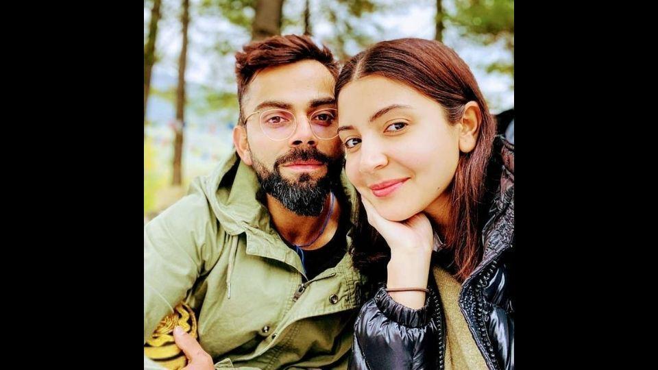 Anushka Sharma and Virat Kohli took to Instagram to share the news.