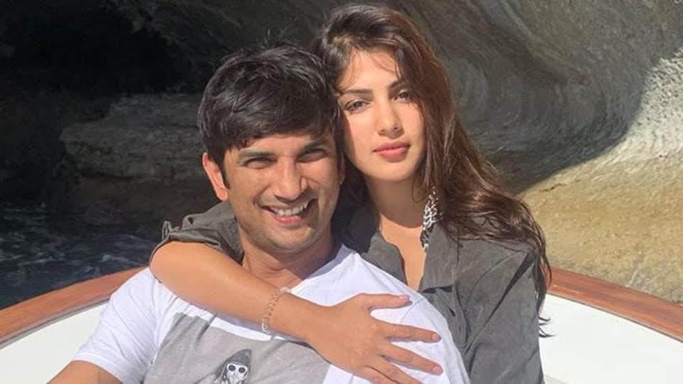 Rhea Chakraborty has claimed Sushant Singh Rajput used to take marijuana even before he met her.
