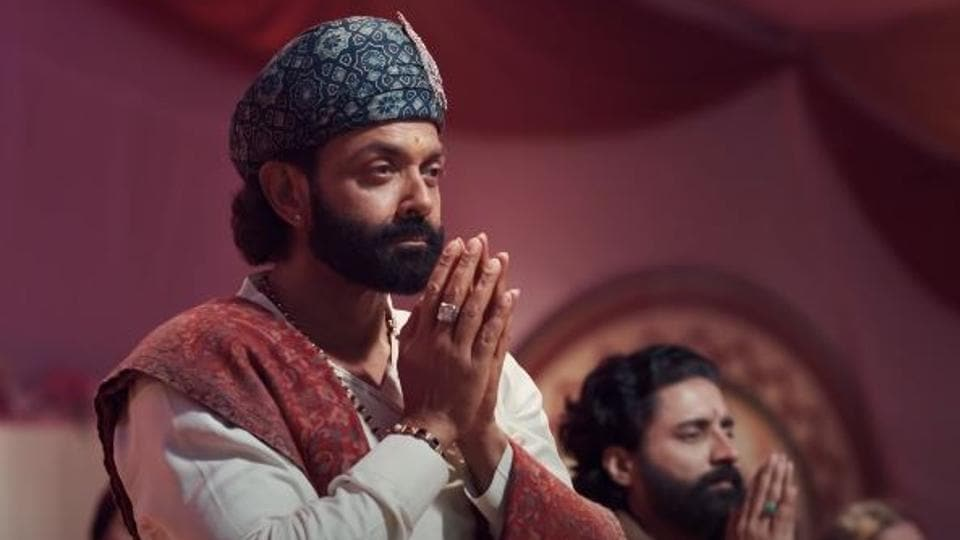 Aashram review: A buff Bobby Deol plays a beguiling baba in MX Player's new series.