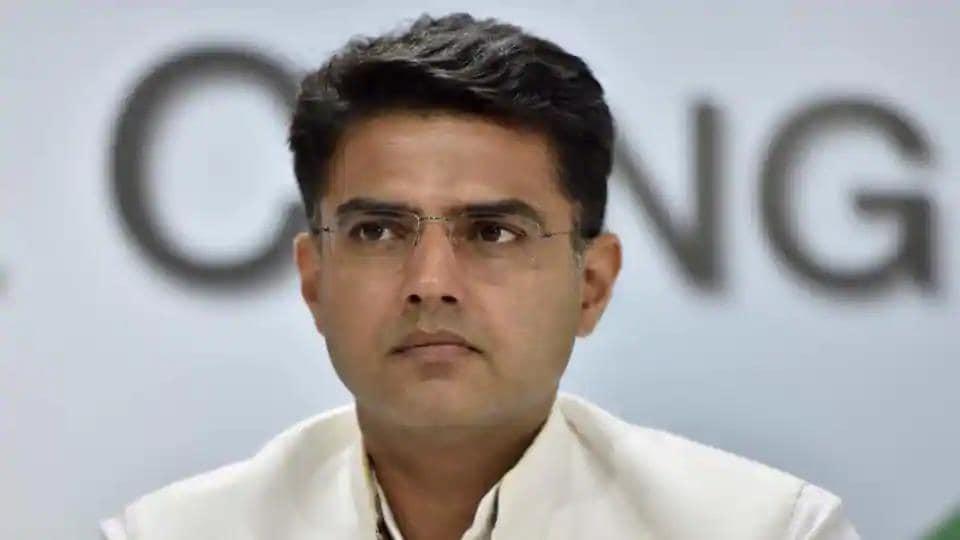 Congress leader Sachin Pilot.
