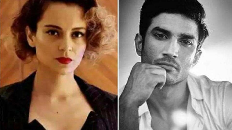 Kangana Ranaut has spoken about Sushant Singh Rajput's mental health and fear of flying.