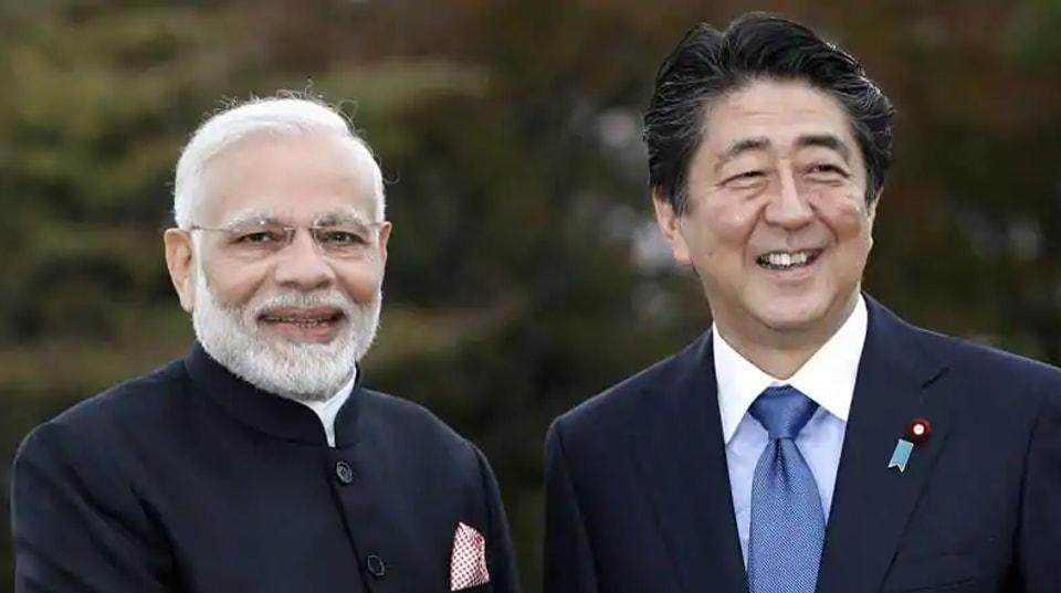 Japanese Prime Minister Shinzo Abe shares personal chemistry with Prime Minister Narendra Modi