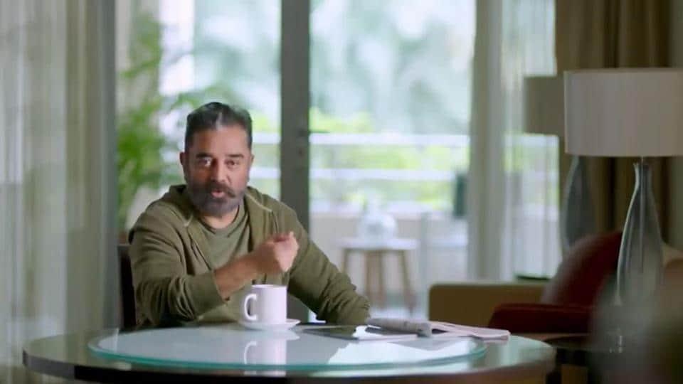 Kamal Haasan will host season 4 of Bigg Boss Tamil.