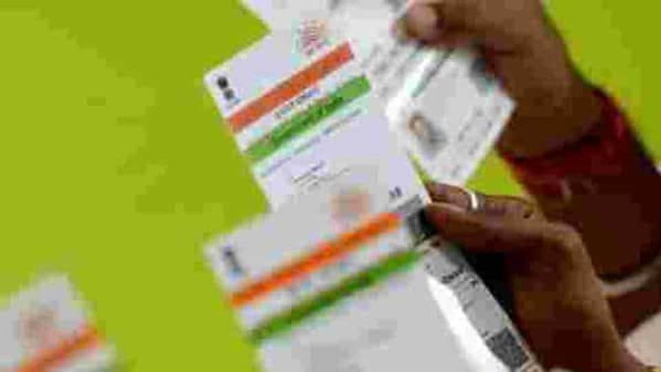 The Aadhaar verification or Aadhaar seeding of the database of beneficiaries of social security schemes had managed to seed around 82 percent NSAP and 75 percent MBPY beneficiaries.