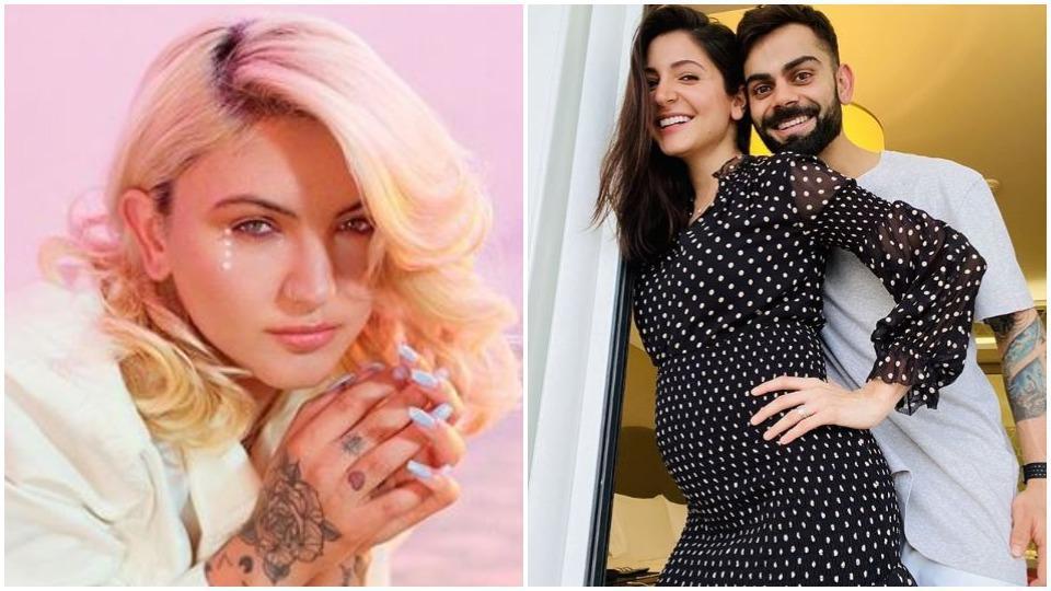 Anushka Sharma's celebrity 'twin' Julia Michaels congratulates actor on pregnancy – bollywood