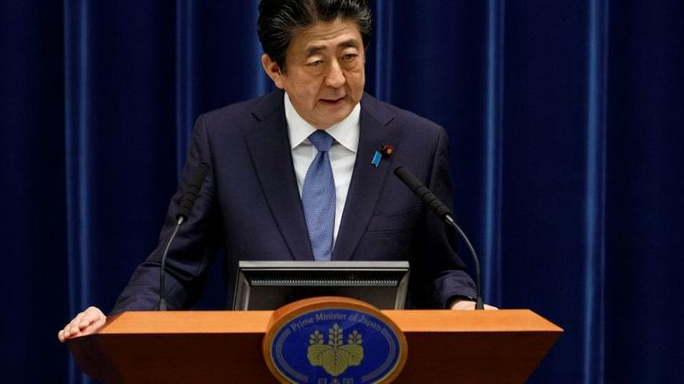 Japanese Prime Minister Shinzo Abe has battled the chronic disease ulcerative colitis for years.