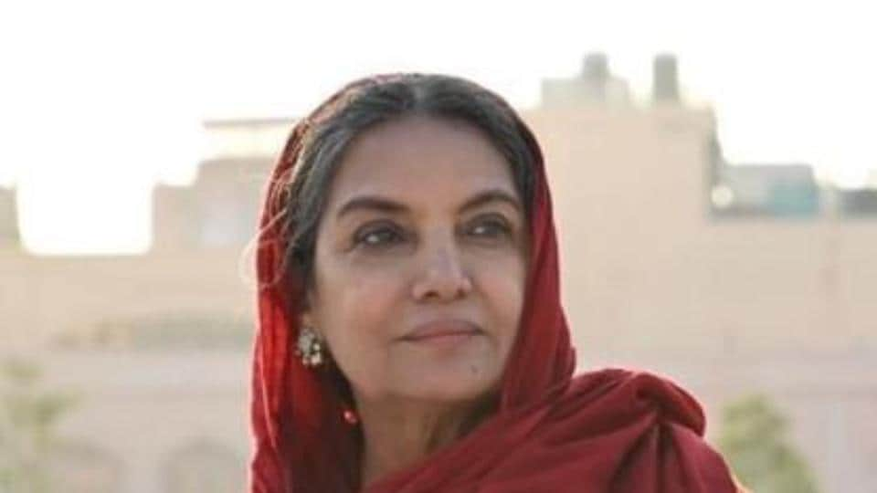 Shabana Azmi: 'Why is masculinity not about tenderness, empathy, and being supportive?' – bollywood
