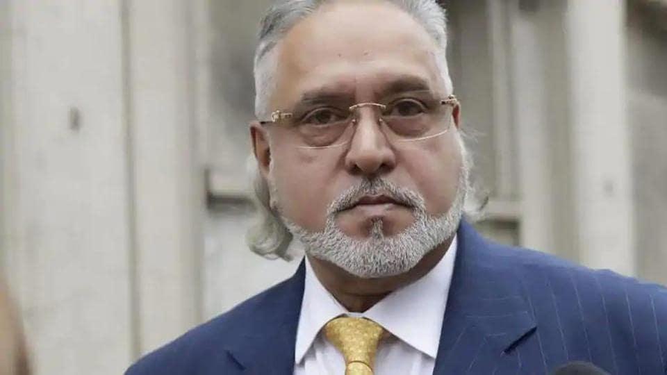 Businessman Vijay Mallya